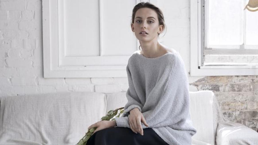 Kara Liu's womenswear label Interval will now be stocked at Myer stores