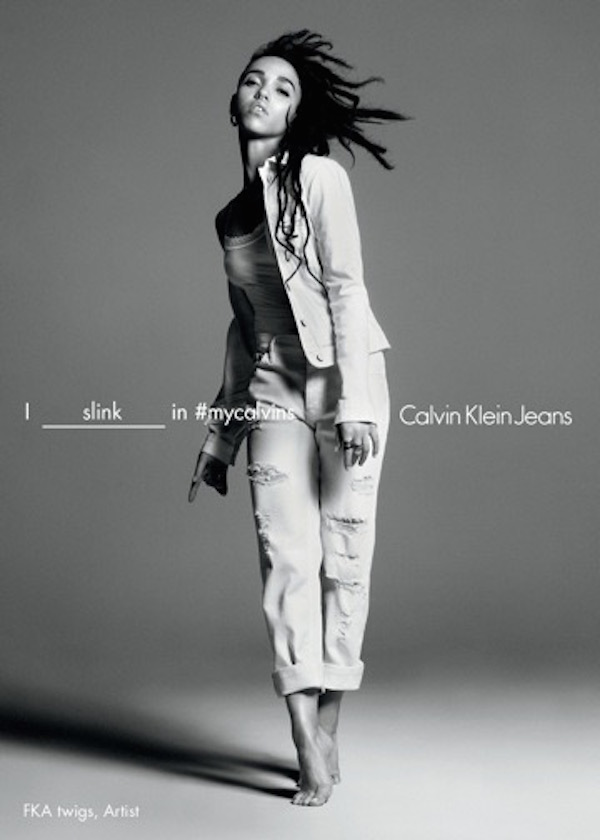 Watch: FKA twigs directed a video for Calvin Klein and it's everything you want it to be