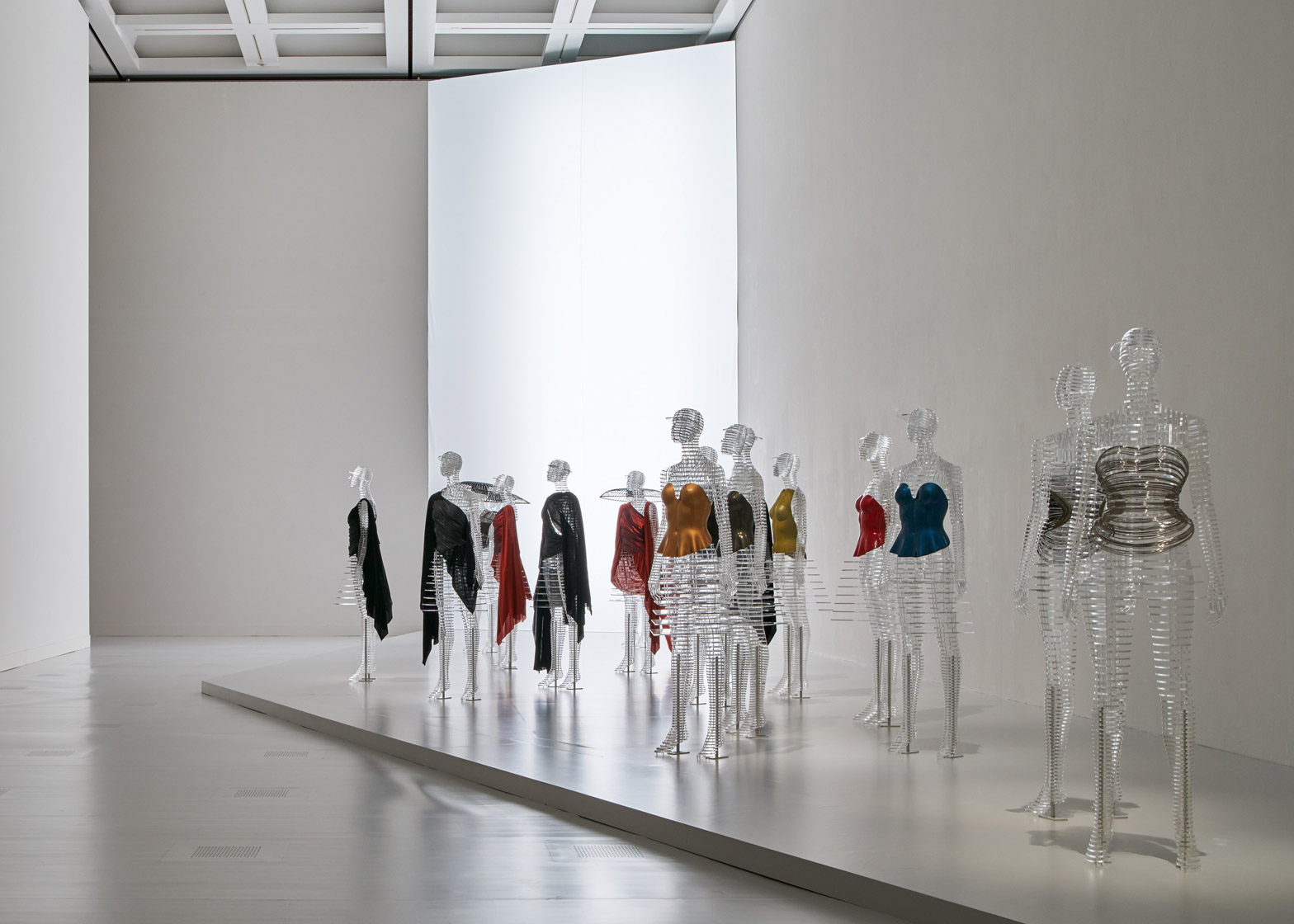 Tokyo's Issey Miyake retrospective is now open to the public