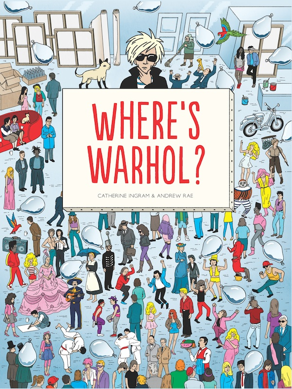 Book review: Where's Warhol?