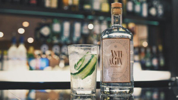 Someone invented a gin that will make your skin look younger