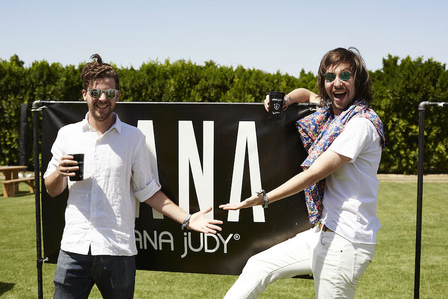 Nana Judy threw a pre-Coachella party, Leonardo DiCaprio and Kendall Jenner were both there