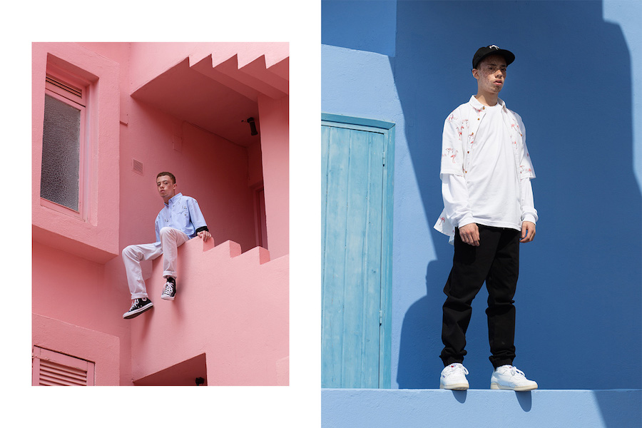 Lazy Oaf's latest collection is a little slicker than its average