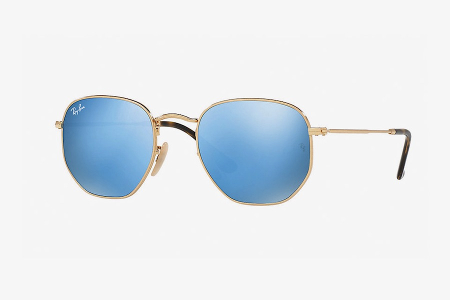 Ray-Ban has introduced a new range of flat-lense sunglasses