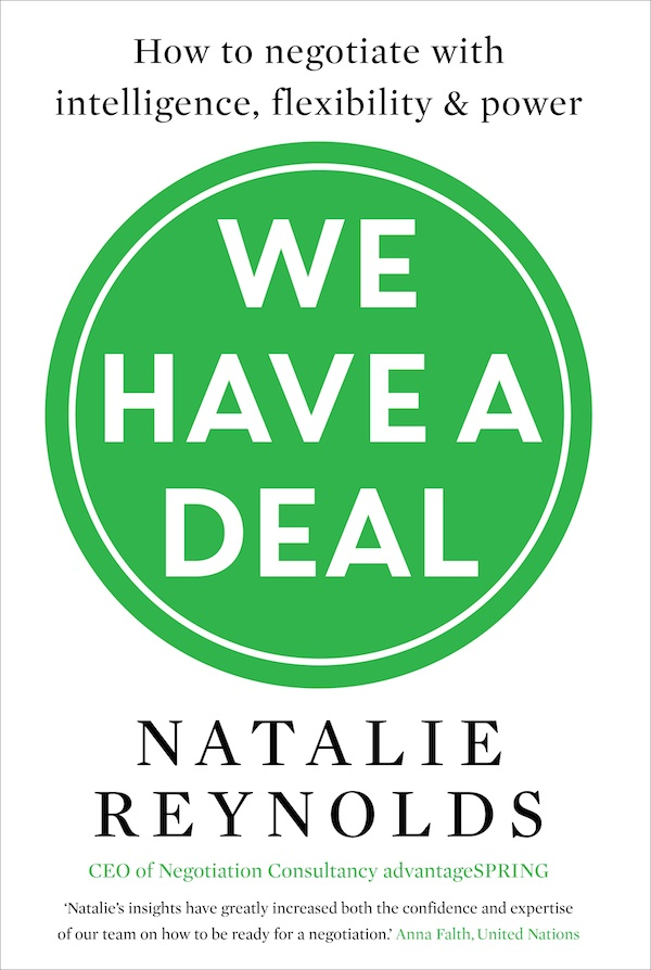 Book review: We Have a Deal