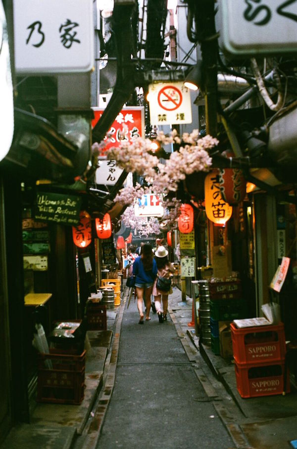 Elizabeth Rose gave us her tour diary of Japan