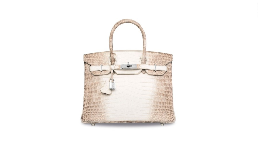 Someone paid over $300,000 for this handbag