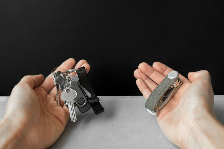 There's a Kickstarter for the next Orbitkey and it's worth every penny