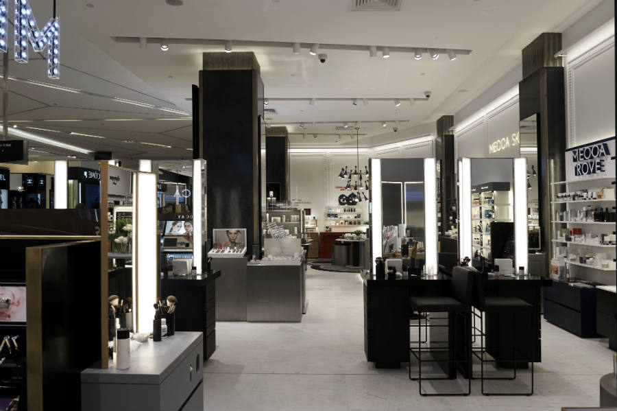 Mecca Cosmetica and Mecca Maxima have merged for the ultimate Mecca store