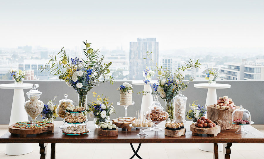 The Olsen is giving away a free dream wedding