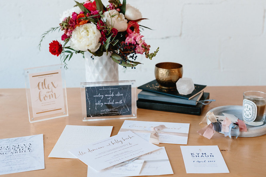 5 steps to nailing your invitations