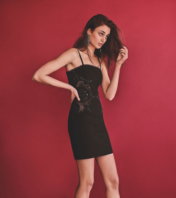 Topshop taps Victoria's Secret Angel, Taylor Hill, for new campaign