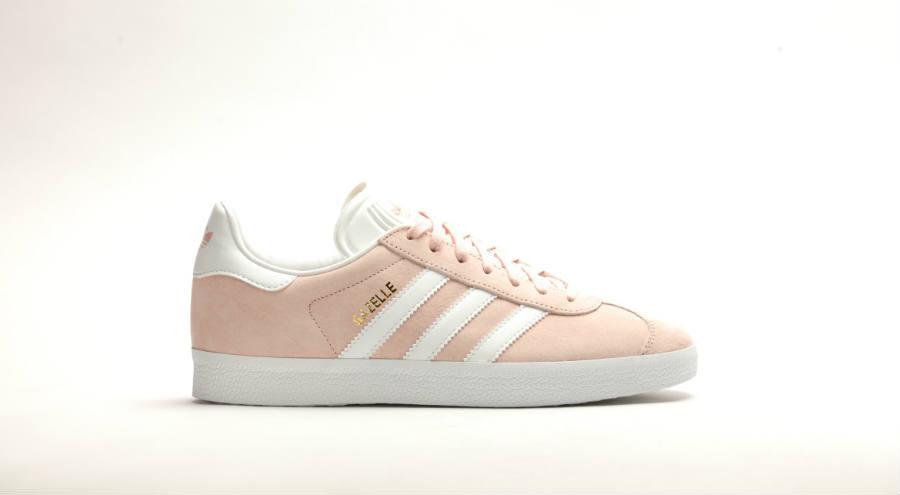 This dusty pink Gazelle is the stuff of dreams