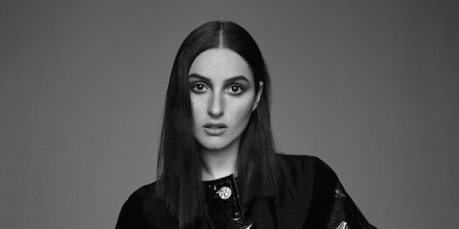 Banks has dropped a spooky, raunchy video for new track, 'Fuck with myself'