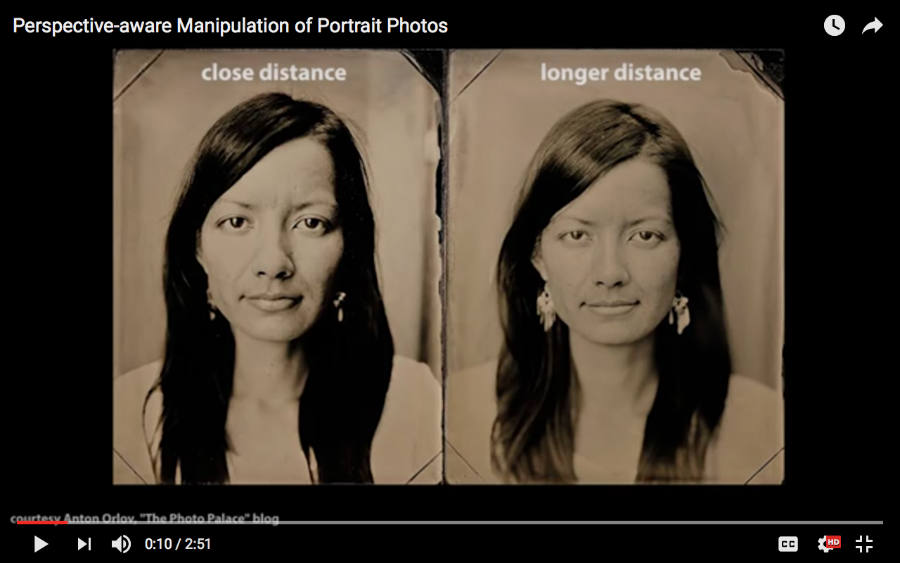 Someone invented a new software to make your selfies more attractive
