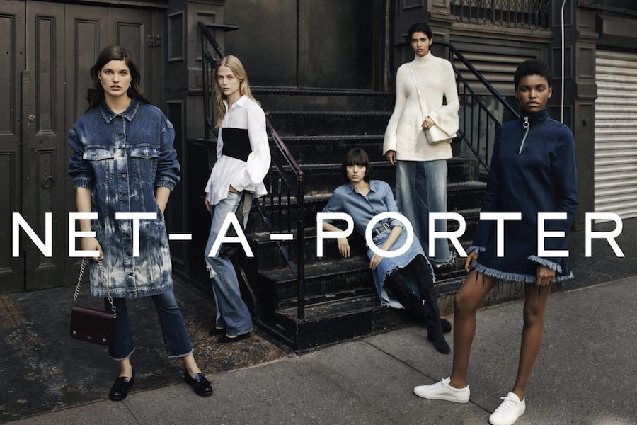 Net-a-Porter's AW16 campaign is like a giant game of 'Pick Your Favourite'