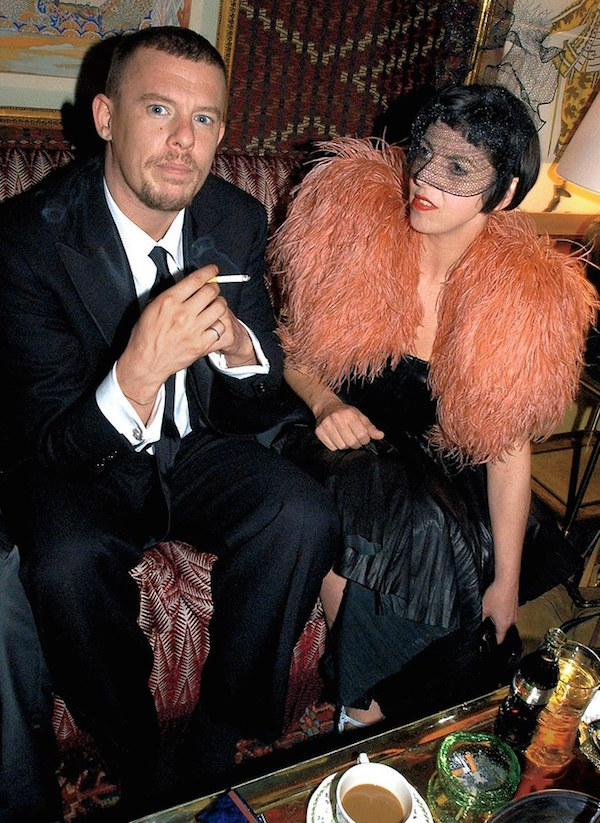 Alexander McQueen and Isabella Blow's friendship is being made into a film