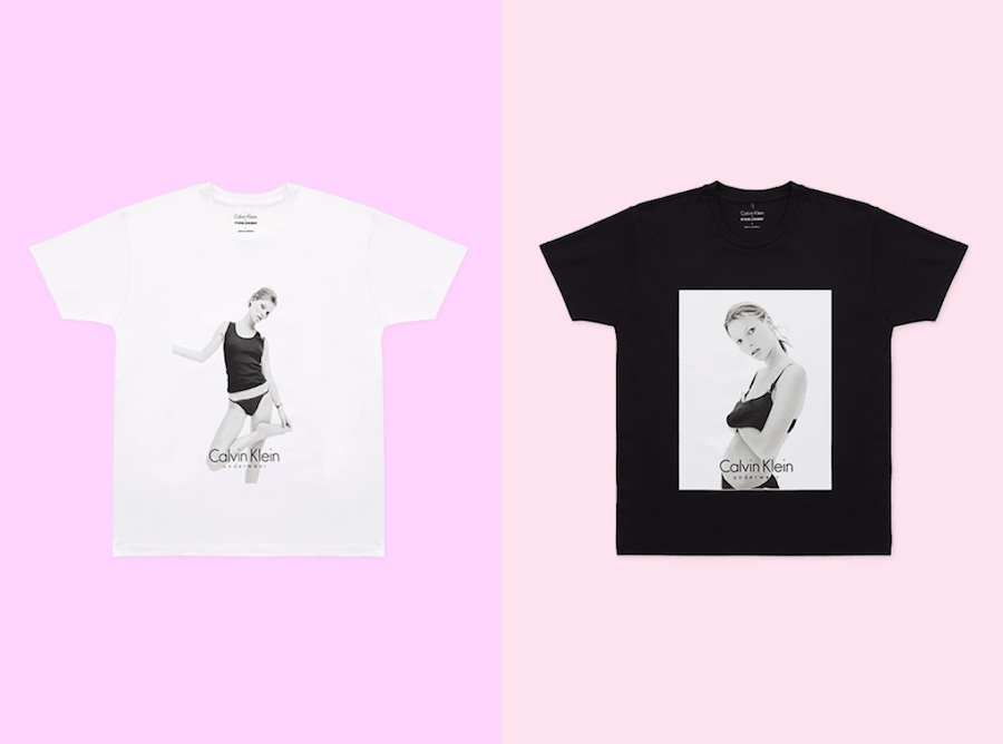 This Opening Ceremony x Calvin Klein tee is supporting AIDS research
