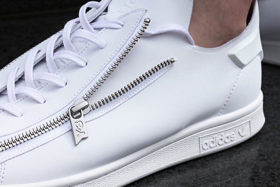 adidas and Yohji Yamamoto collaborated on a Stan Smith update, just so you know