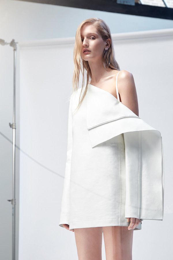 We caught up with Dion Lee ahead of his NYFW show this weekend