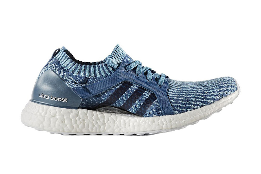 adidas is releasing a 3D-printed Ultra Boost made from recycled plastic