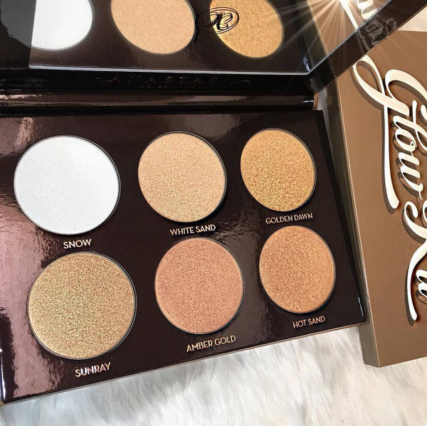Anastasia Beverly Hills is about to drop the ultimate highlighter palette