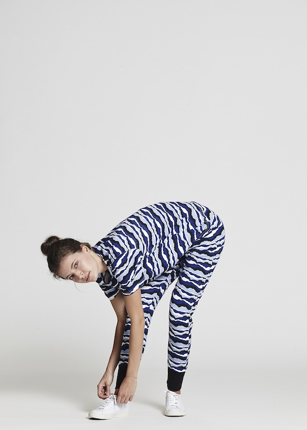 Meet the sleepwear label branching into sustainable activewear