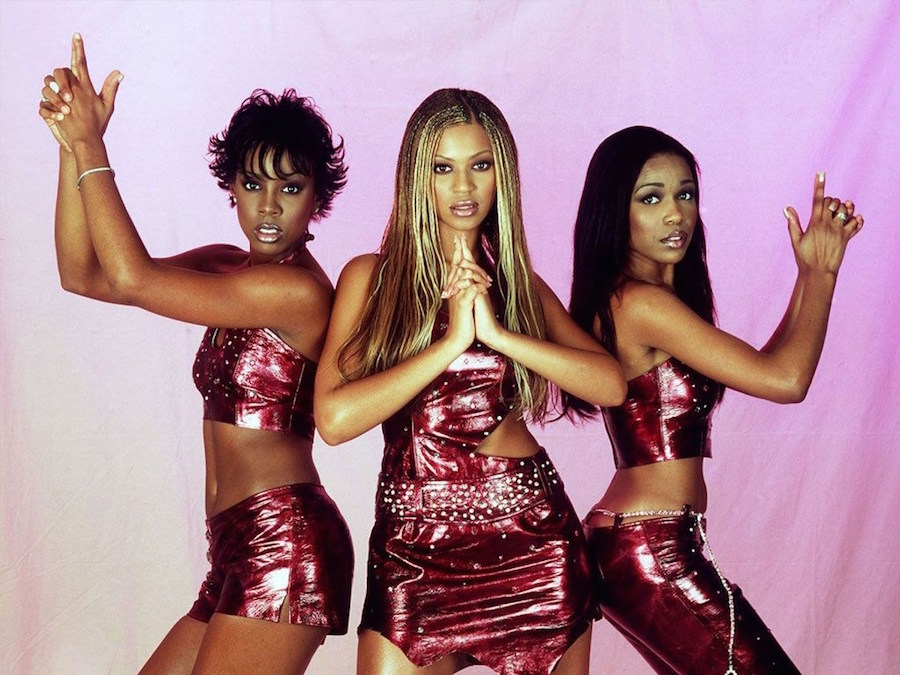 A Destiny's Child reunion could, maybe, be in the works