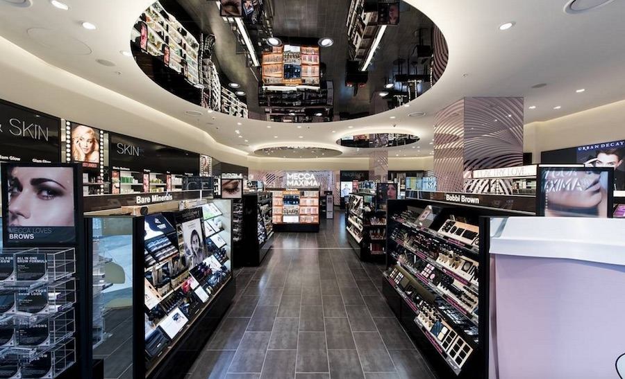 Makeup lovers rejoice, the largest ever Mecca store is opening in Melbourne next week