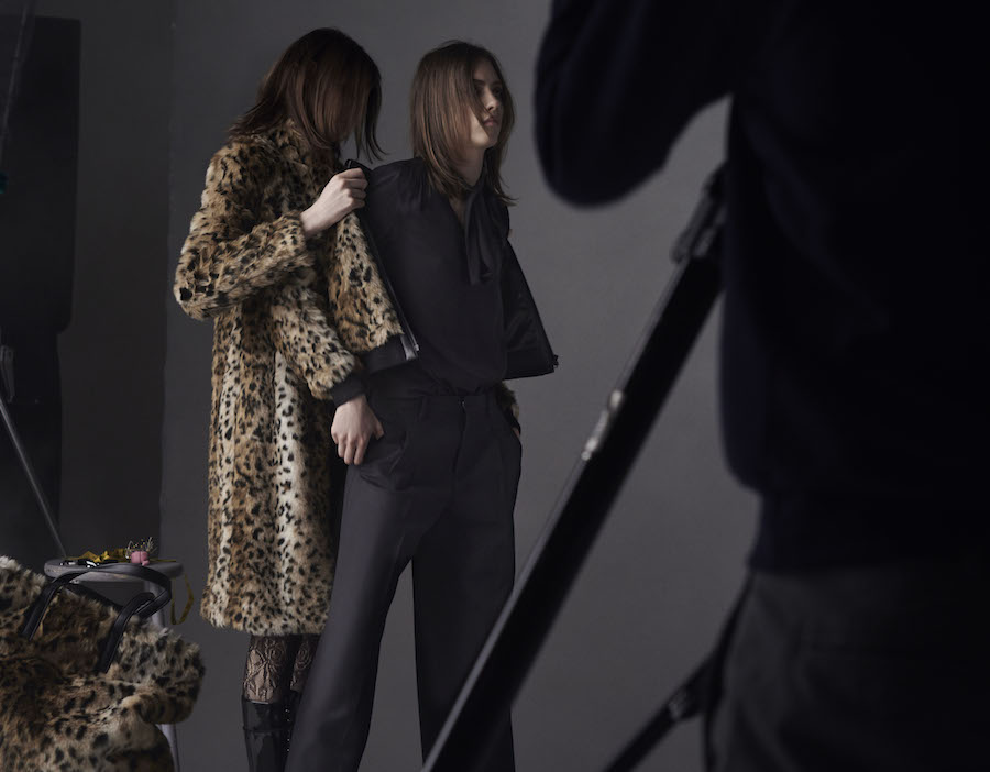 UNIQLO's AW collab with Carine Roitfeld has launched in Australia