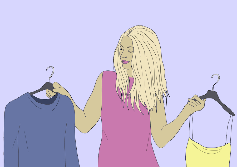 There's a new app making outfit decisions easier, also promoting body confidence