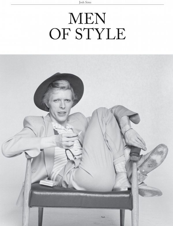 Book review: Men of Style