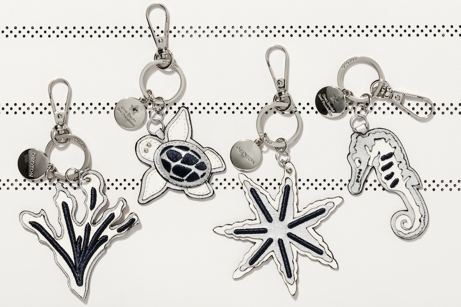Oroton has released a range of charms for the Great Barrier Reef Foundation