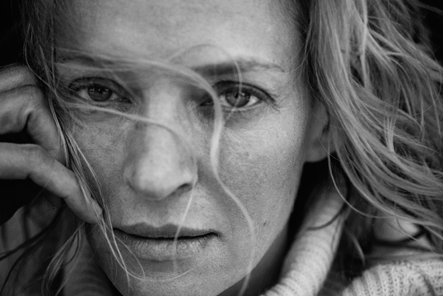 Uma Thurman, Nicole Kidman, more go without retouching for Pirelli's 2017 calendar