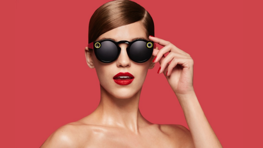 Snapchat releases video-recording glasses because who needs a phone