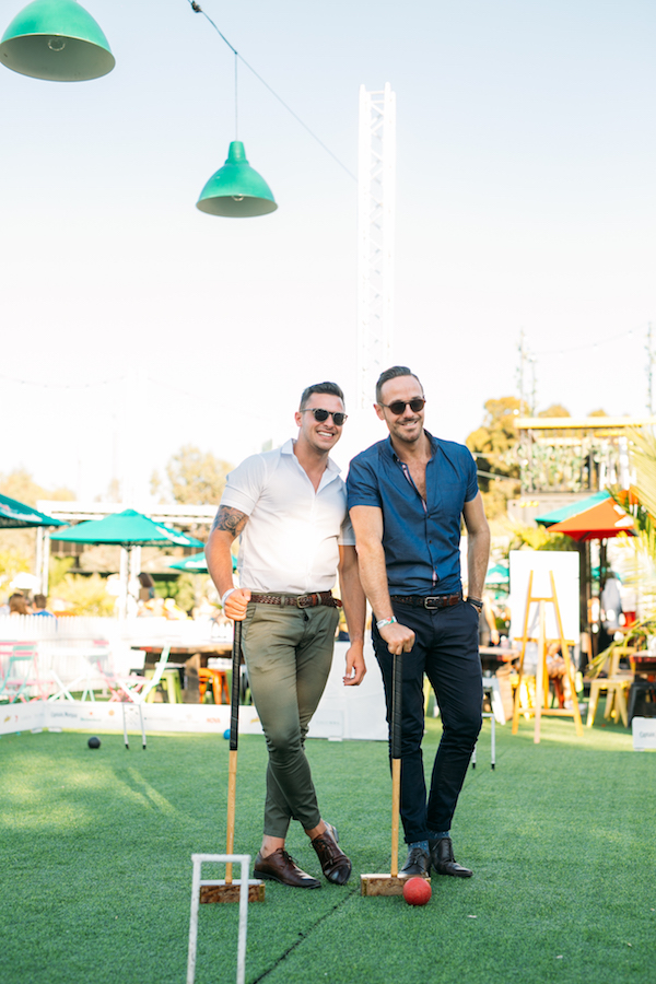 The Royal Croquet Club hits Melbourne tonight