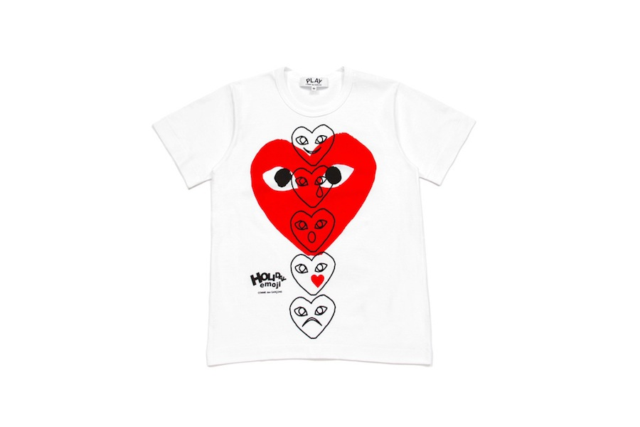 Comme Des Garçons has released a holiday collection that will rival your Christmas sweaters
