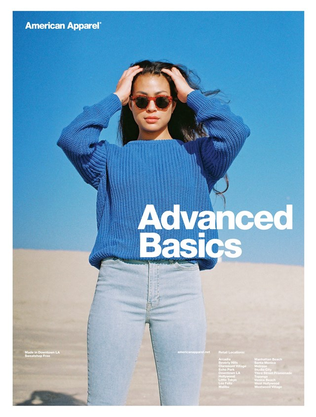 It's official: American Apparel is now a Canadian company