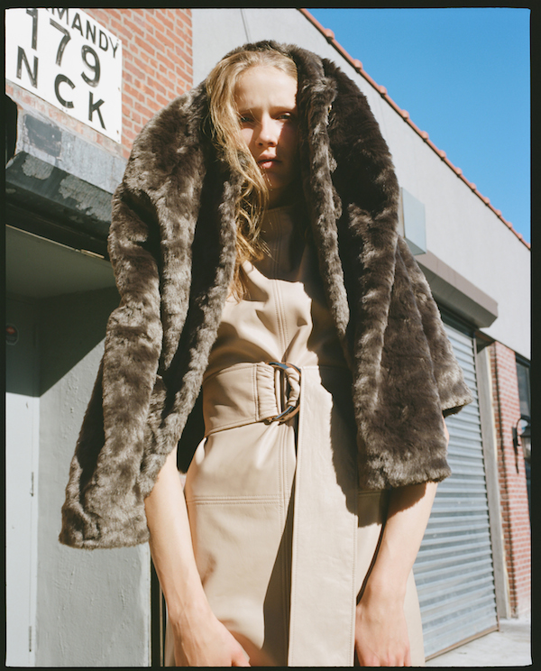 Kate Sylvester's latest lookbook is here, inspired by Pulp Fiction