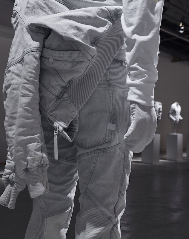 G-Star RAW's first collection with creative director Aitor Throup is here