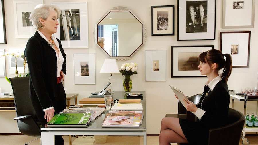 Just so you know, 'The Devil Wears Prada' musical is coming