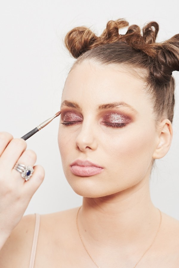 How-to: Date night makeup