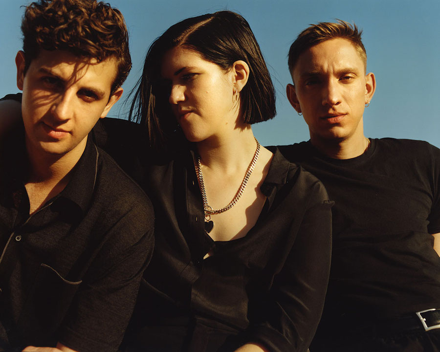 An awkward interview with The xx