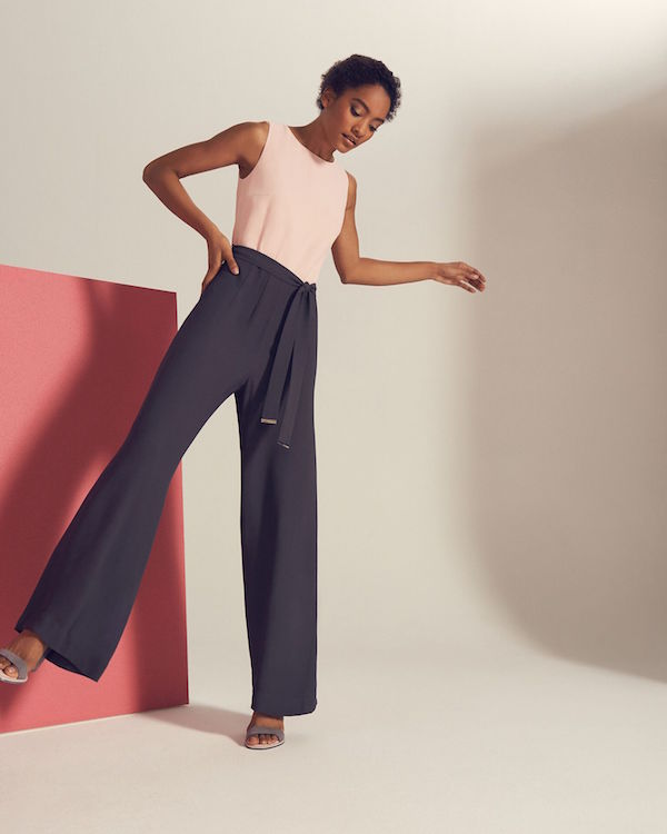 Ted Baker's second capsule for this season is very, very nice
