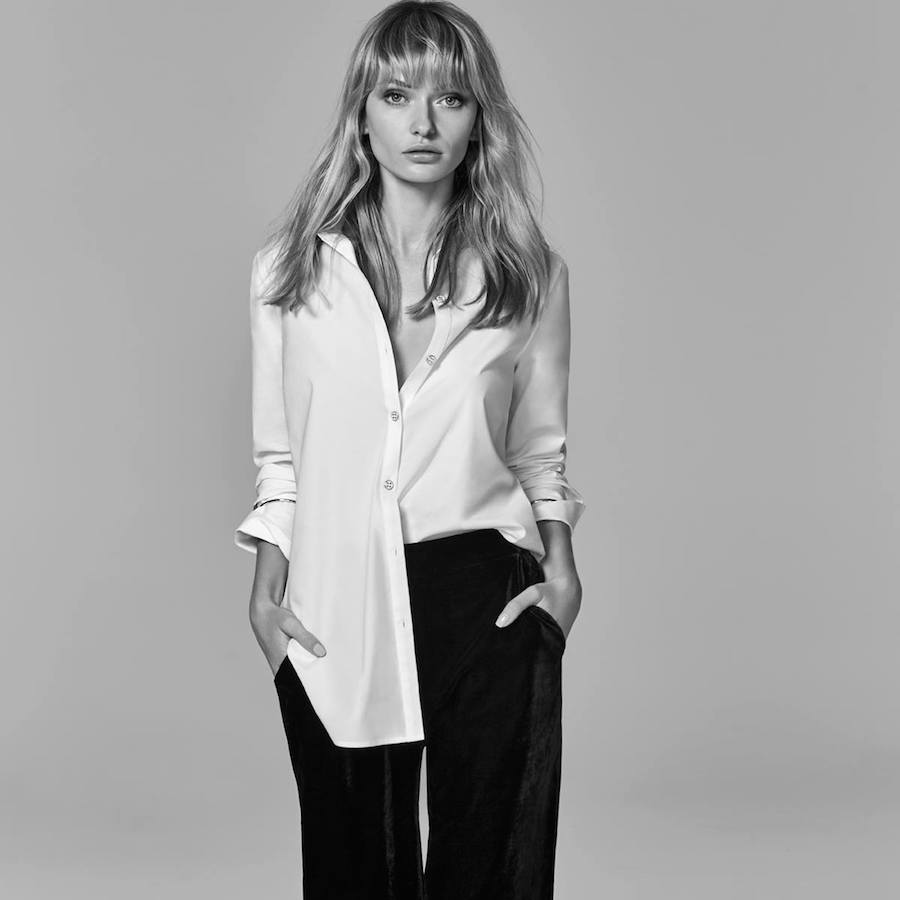 Witchery's White Shirt Campaign is back for another year