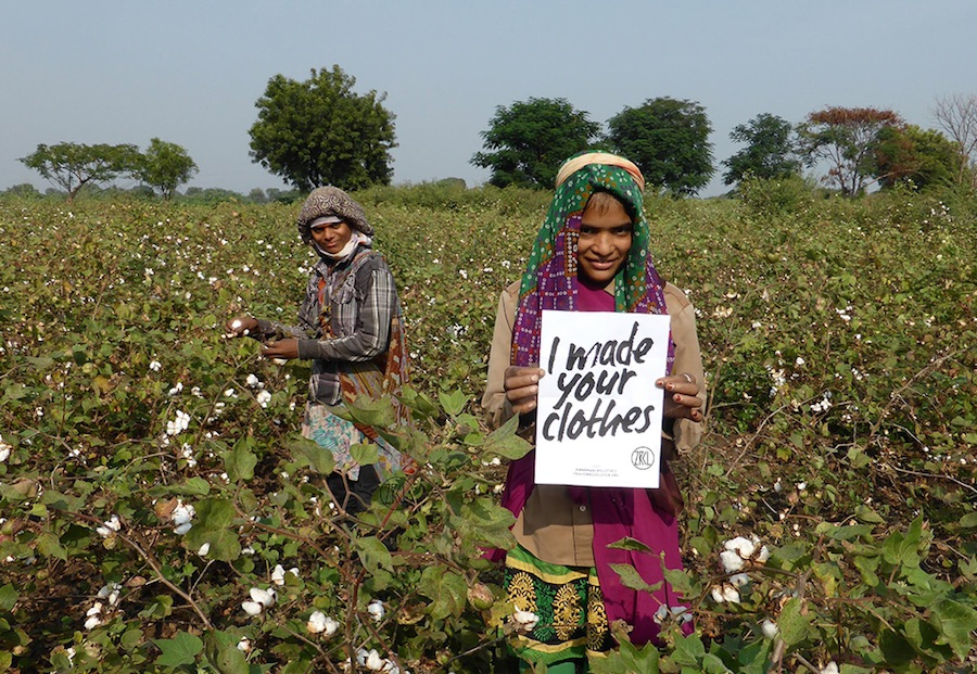 New guidelines on ethical clothing production have been released for the fashion industry
