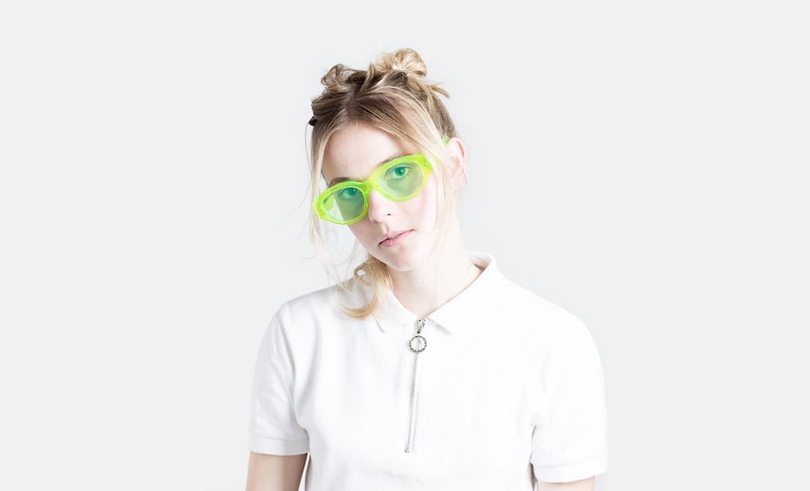 RETROSUPERFUTURE drops a 'hot' new eyewear collection