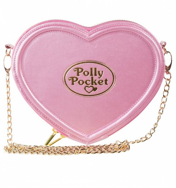 This Polly Pocket cross-body bag will bring back your childhood