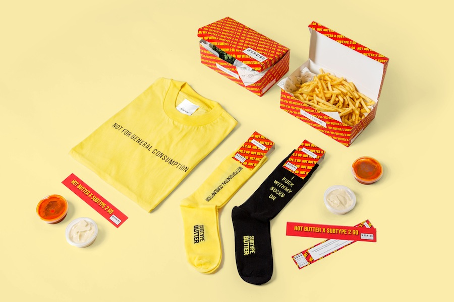 This fried chicken and sneaker collaboration combines the best of both worlds