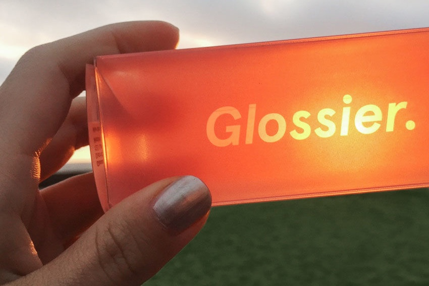 Glossier is releasing a sunscreen for those who hate to slip, slop, slap
